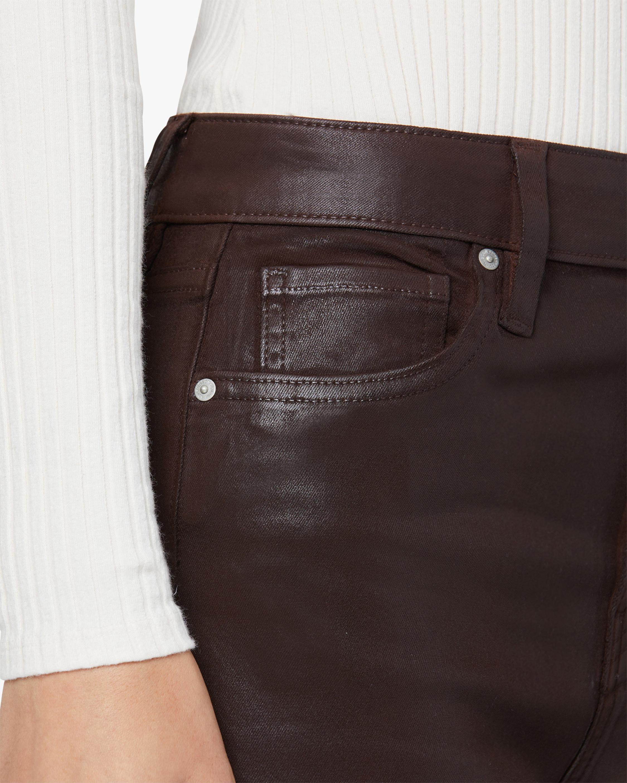 Hudson Remi High-Rise Straight Crop Jeans 5