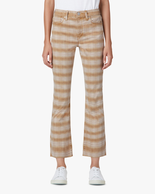 Hudson Barbara High-Rise Bootcut Crop Pants 1