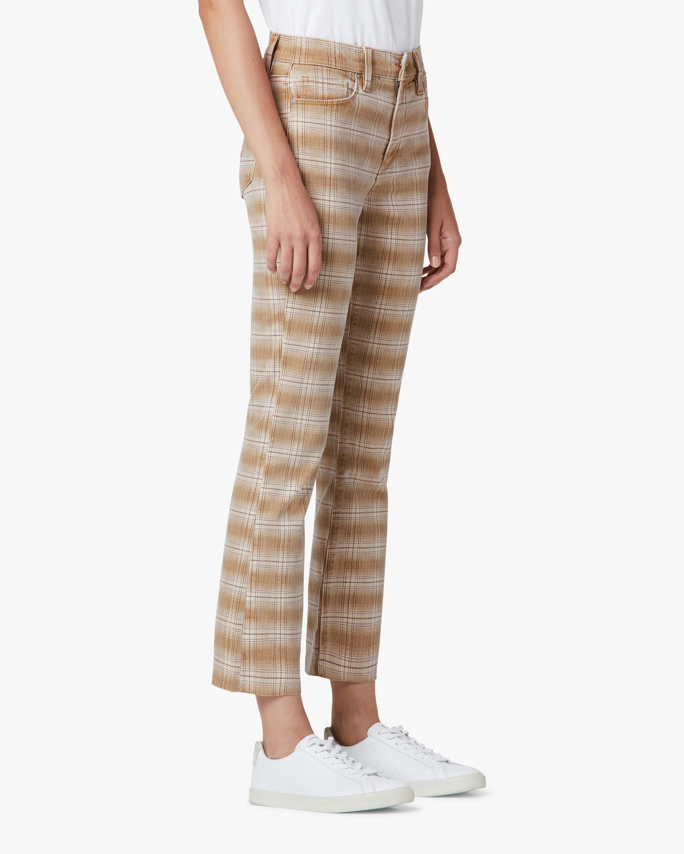 Hudson Barbara High-Rise Bootcut Crop Pants 2