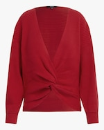 Hudson Knotted Sweater 0