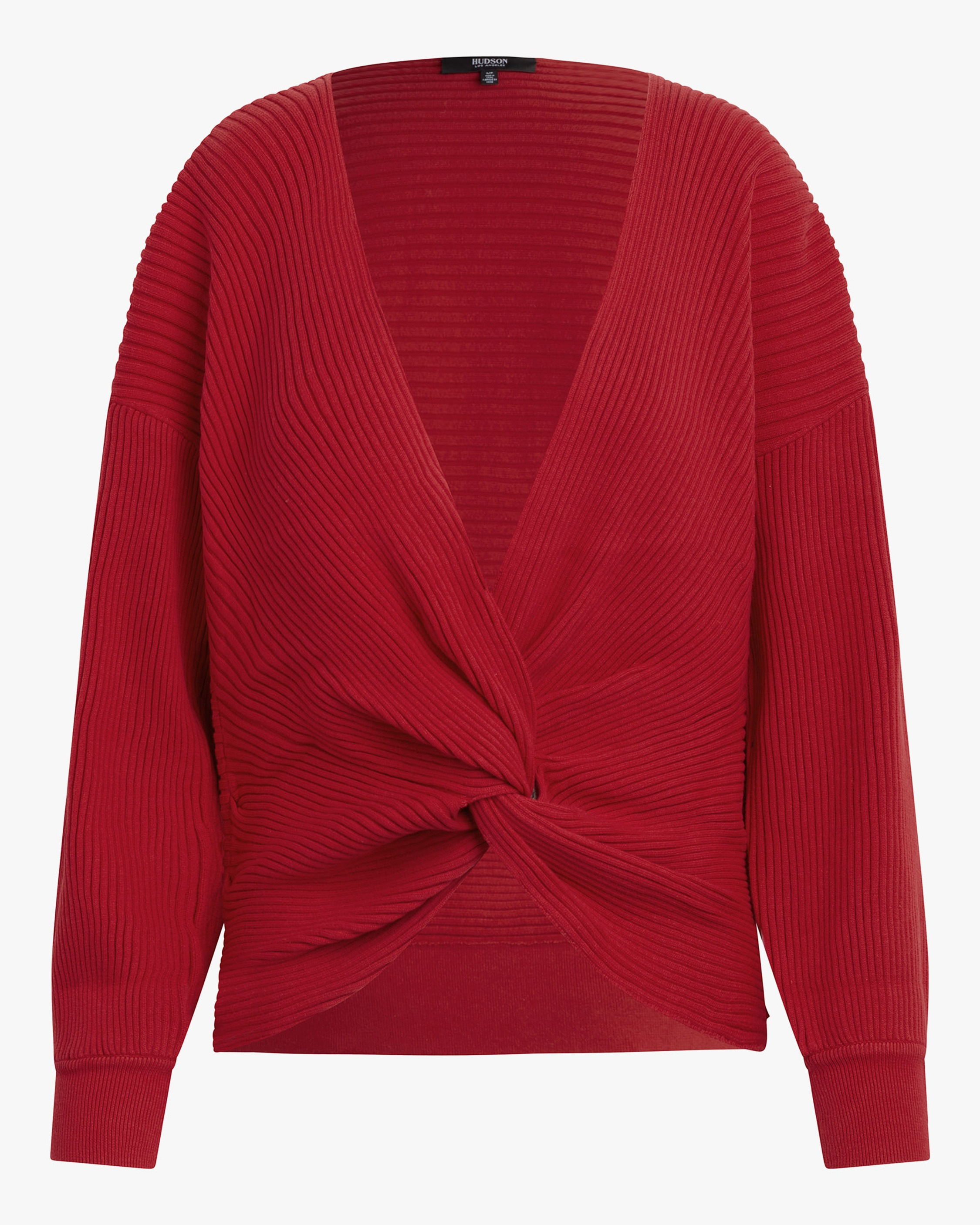 Hudson Knotted Sweater 1