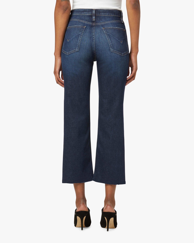 Hudson Remi High-Rise Straight Crop Jeans 3