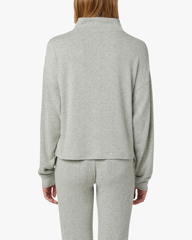 Hudson Mock Neck Sweater 2