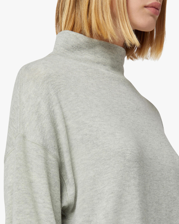 Hudson Mock Neck Sweater 3