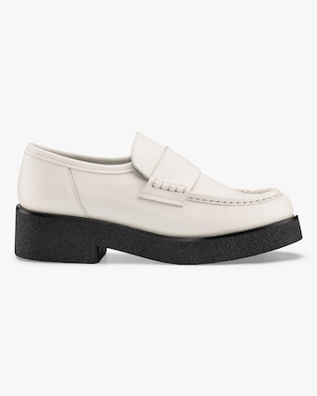 KOIO Ivory Bari Leather Loafer 1