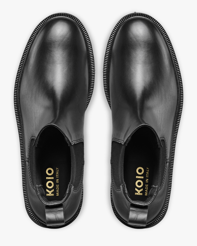 KOIO Nero Leather Chelsea Boot 3