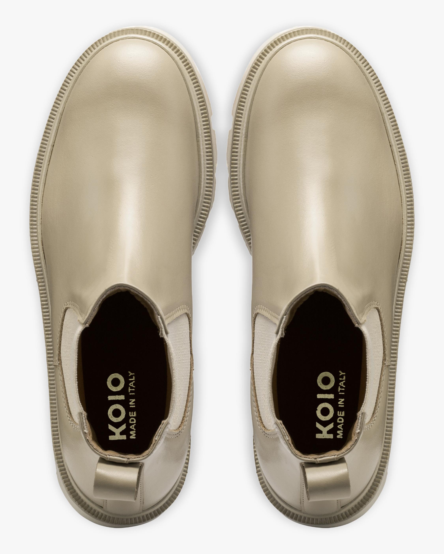 KOIO Sandalwood Leather Chelsea Boot 3