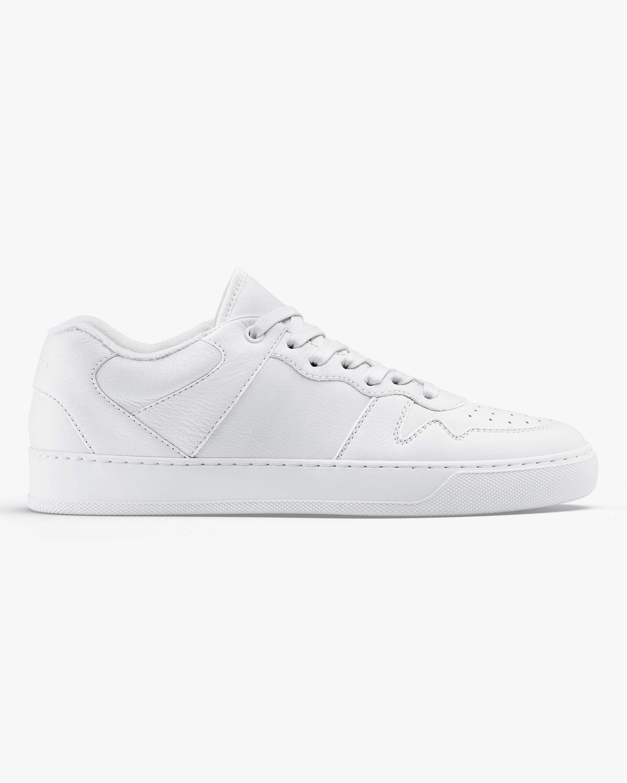 KOIO Triple White Metro Leather Sneaker 0
