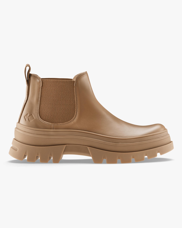 KOIO Honey Verona Leather Boot 1