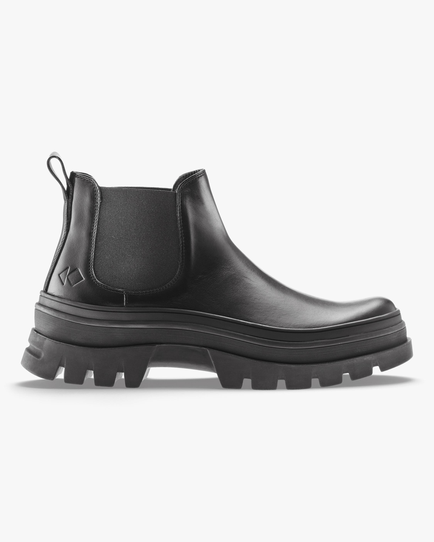 KOIO Nero Verona Leather Boot 1