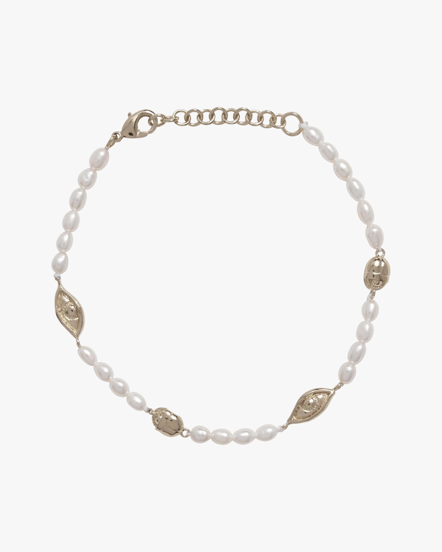 Pamela Love Eye Line Bracelet 0