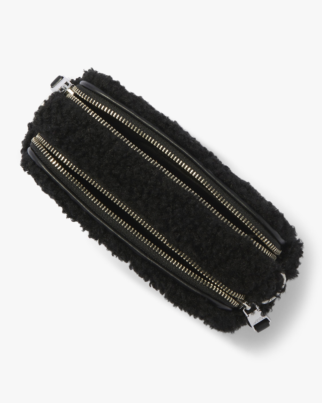 Marc Jacobs Teddy Snapshot Crossbody Bag 4
