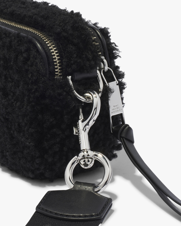 Marc Jacobs Teddy Snapshot Crossbody Bag 5