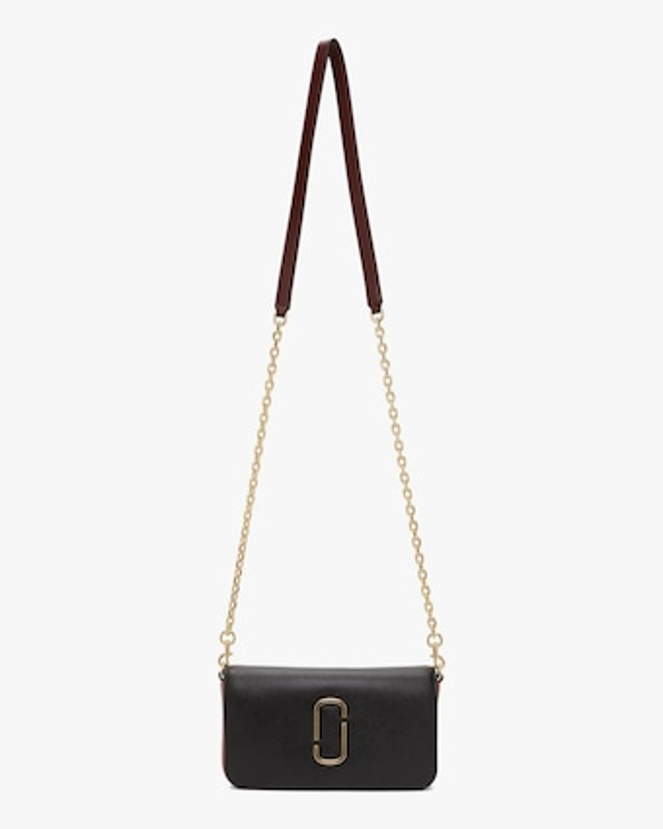 Marc Jacobs Chain-Strap Crossbody Bag 1