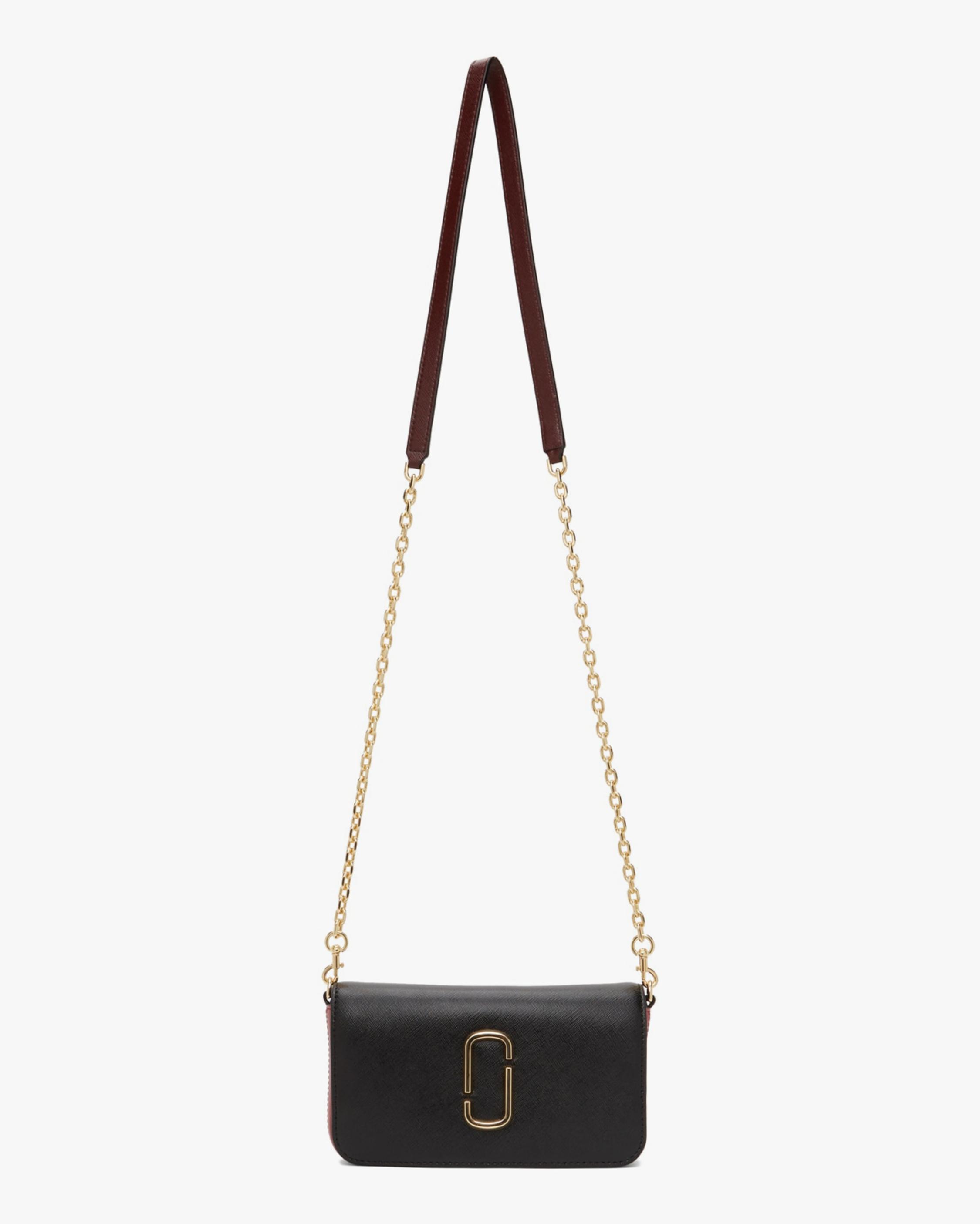 Marc Jacobs Chain-Strap Crossbody Bag 0