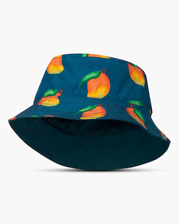 Verde Limón Mango Bucket Hat 2