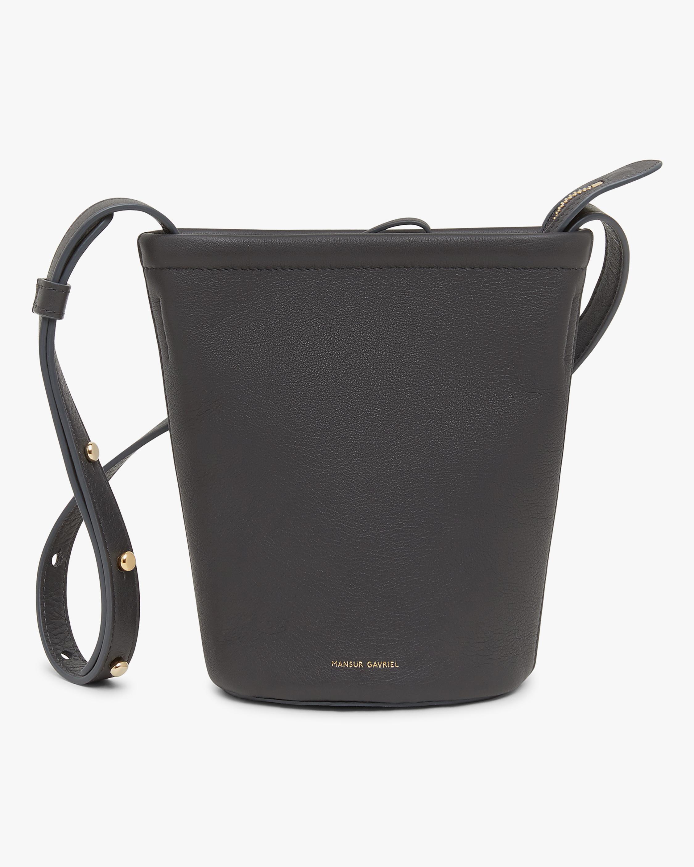 Mansur Gavriel Zip Bucket Bag 1