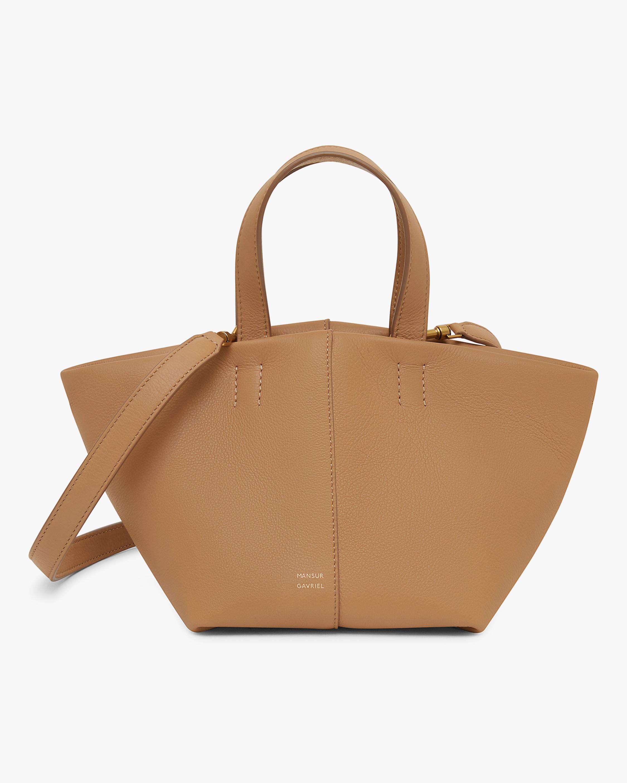 Mansur Gavriel Mini Tulipano Bag 0