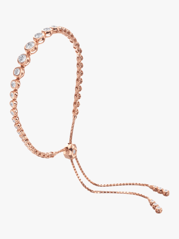 Adjustable Tassel Bracelet