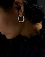 Jane Kaye Illusion Loop Earrings 1