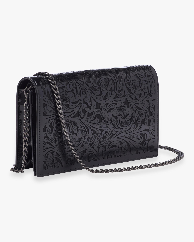 Laser Leather Wallet