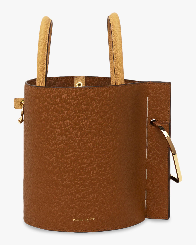 Danse Lente Bobbi Leather Bucket Bag 0