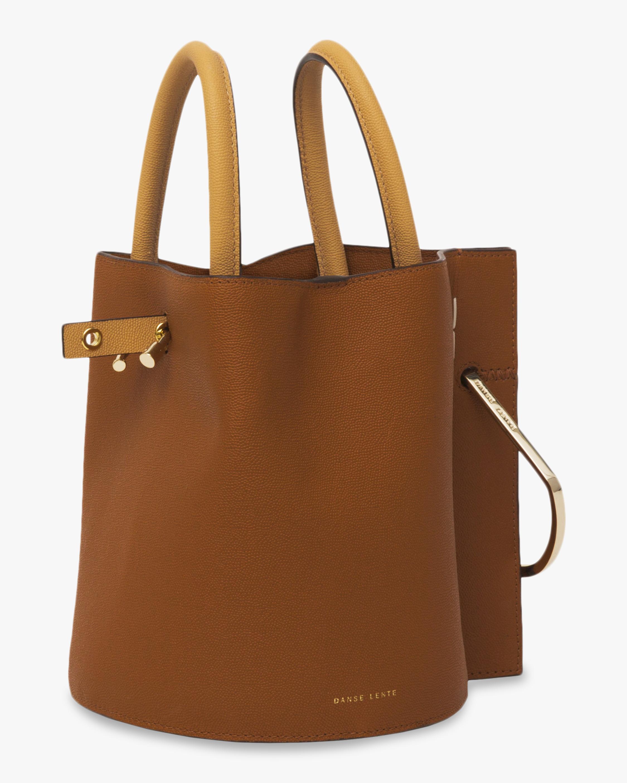 Danse Lente Bobbi Leather Bucket Bag 2