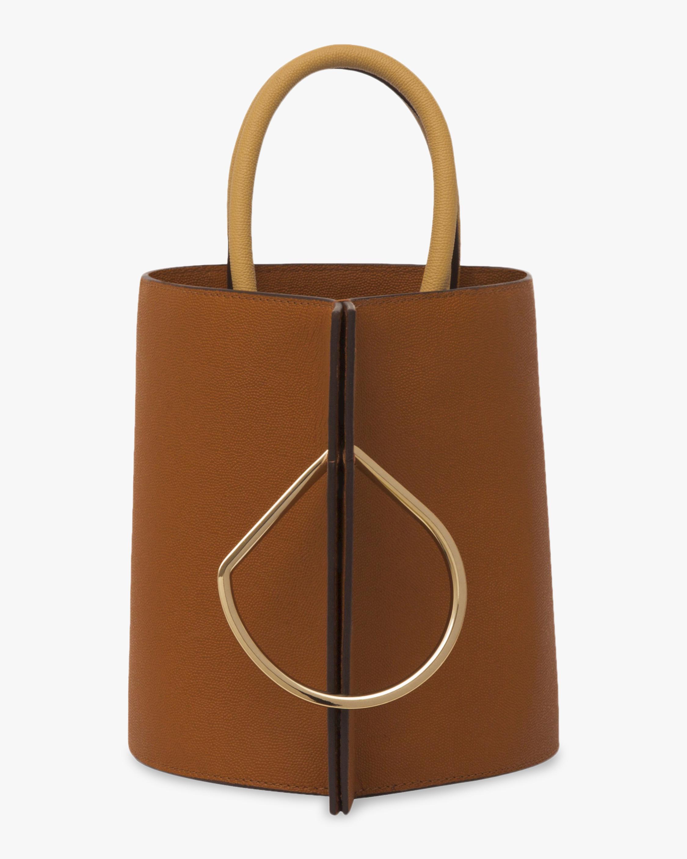 Danse Lente Bobbi Leather Bucket Bag 3