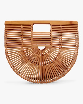 Gaias Ark Large Bamboo Clutch