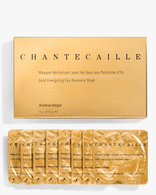 Chantecaille Gold Energizing Eye Recovery Mask 0