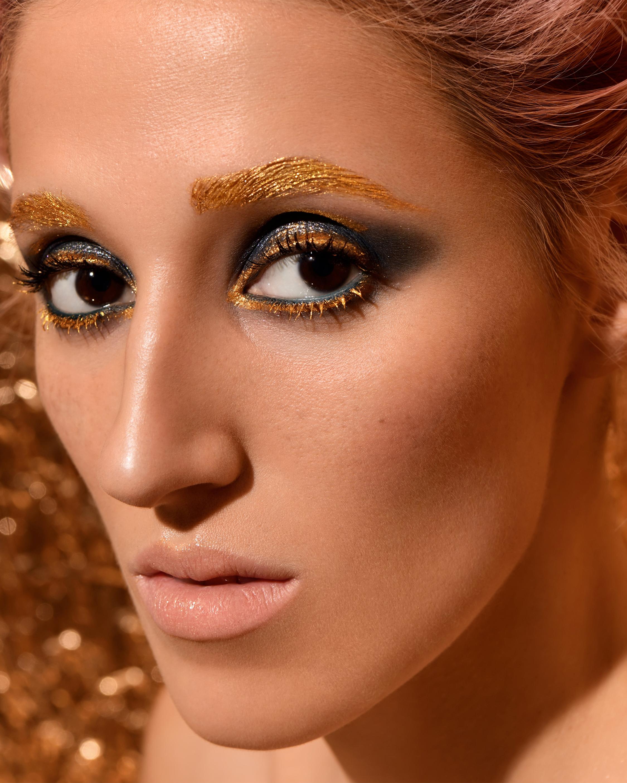 Goldomania Tape à l'Oeil Metallic Eye Colour Christian Louboutin