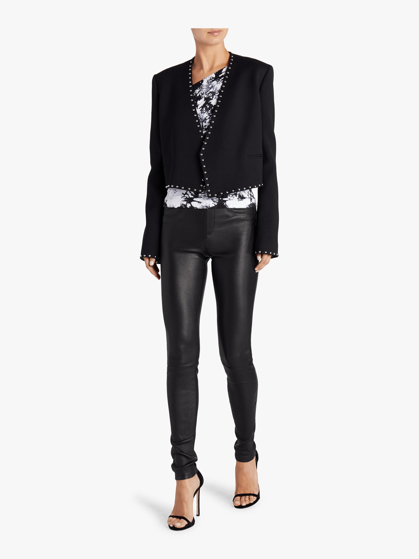 Studded Suit Jacket