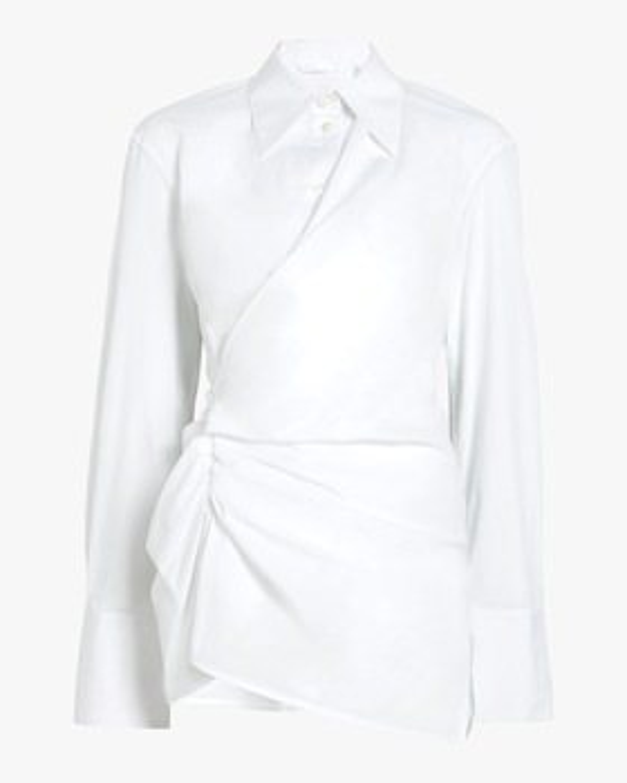 Draped Shirt