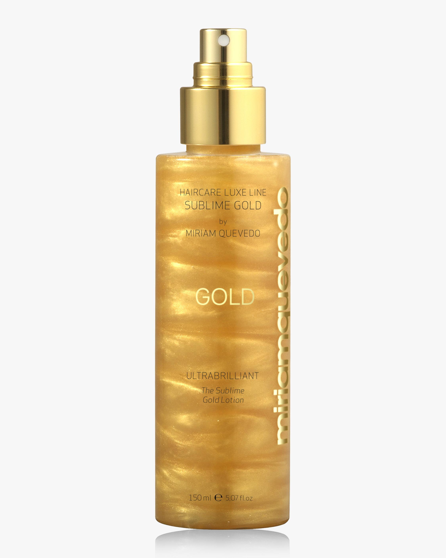 Miriam Quevedo Ultrabrilliant The Sublime Gold Lotion 150ml 2