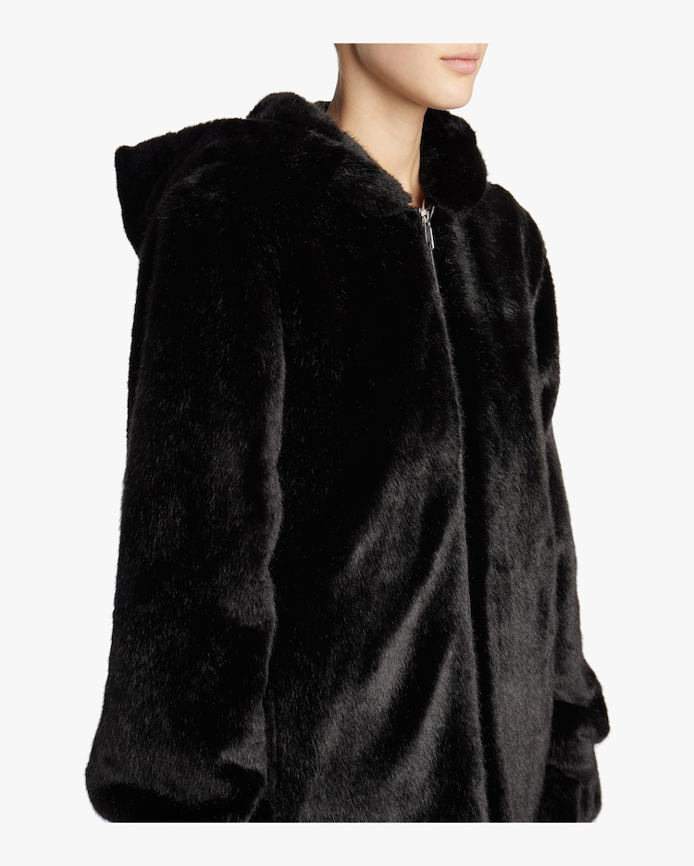 Oversized Faux Jacket Helmut Lang