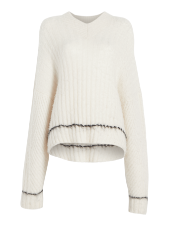 Brushed Long Sleeve Top