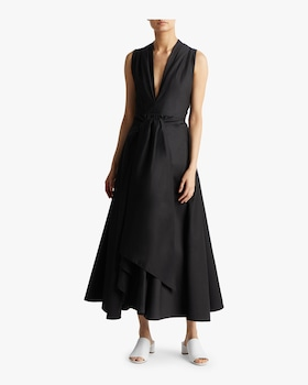 Bow Front Dress