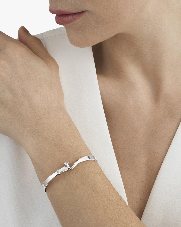 Georg Jensen Jewelry Torun Diamond Bangle 2