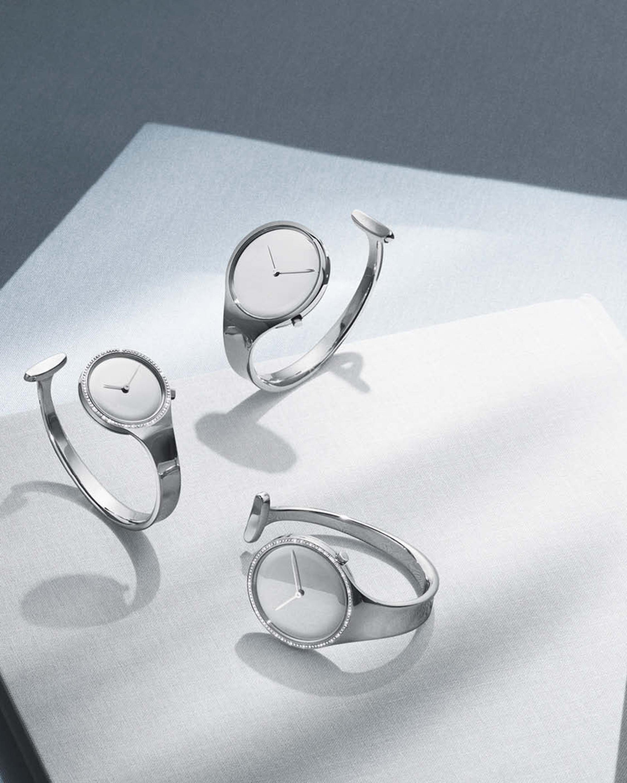 Georg Jensen Jewelry VB236 Mirror Dial Watch 2