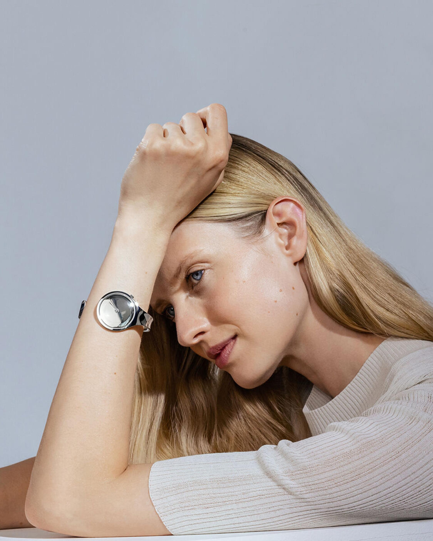 Georg Jensen Jewelry VB226 Mirror Dial Watch 2