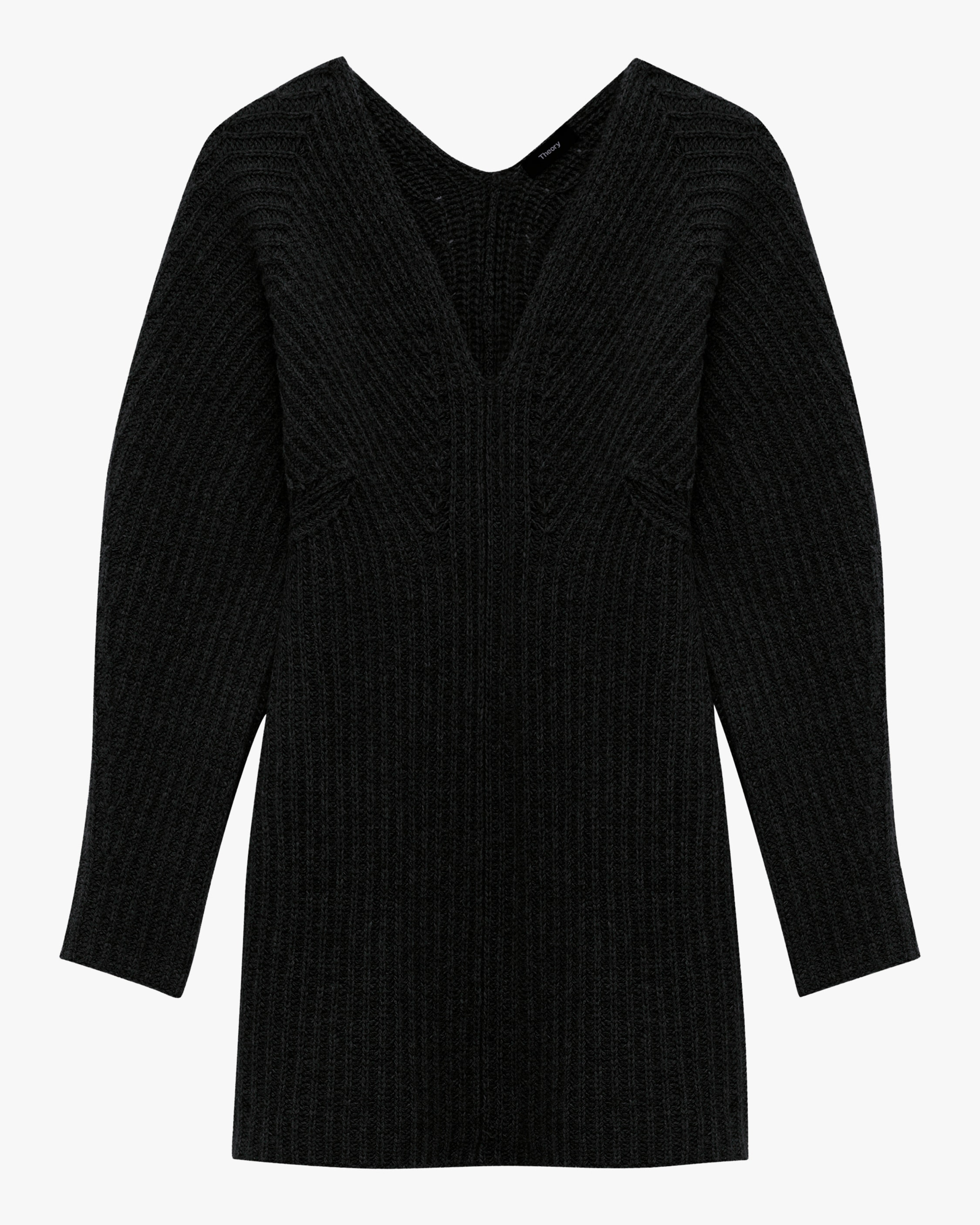Theory Airy Sculpted Sweater Dress 1