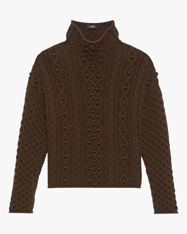 Theory Pom-Pom Sweater 1