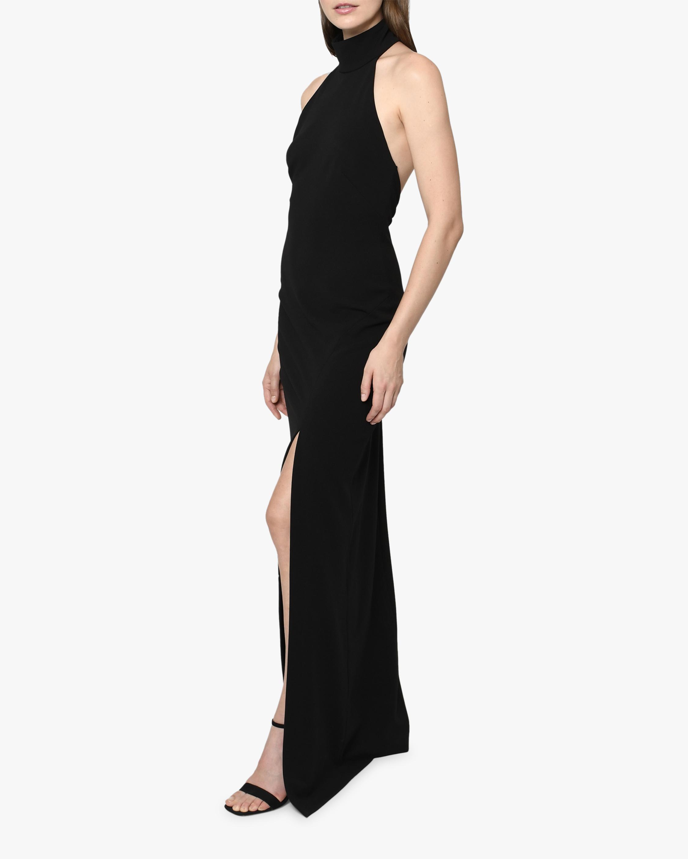 Nicole Miller Mock Neck Gown 2