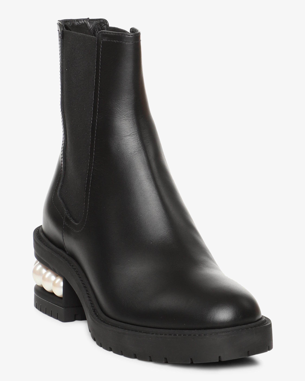 Nicholas Kirkwood Casati Leather Chelsea Boot 1