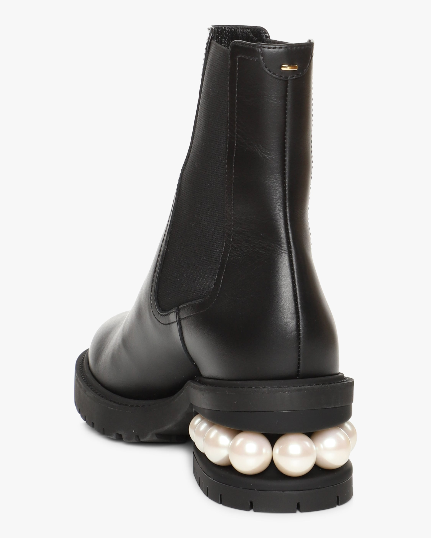 Nicholas Kirkwood Casati Leather Chelsea Boot 2