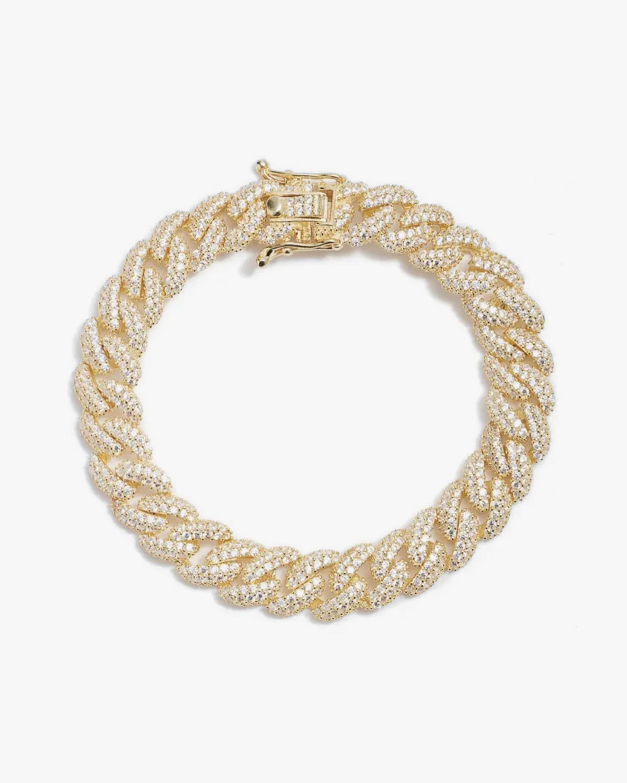 SHYMI Pave Cuban Bracelet 1