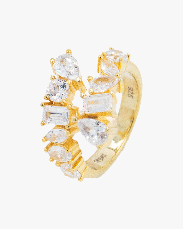 SHYMI Multi-Shape Coil Ring 2