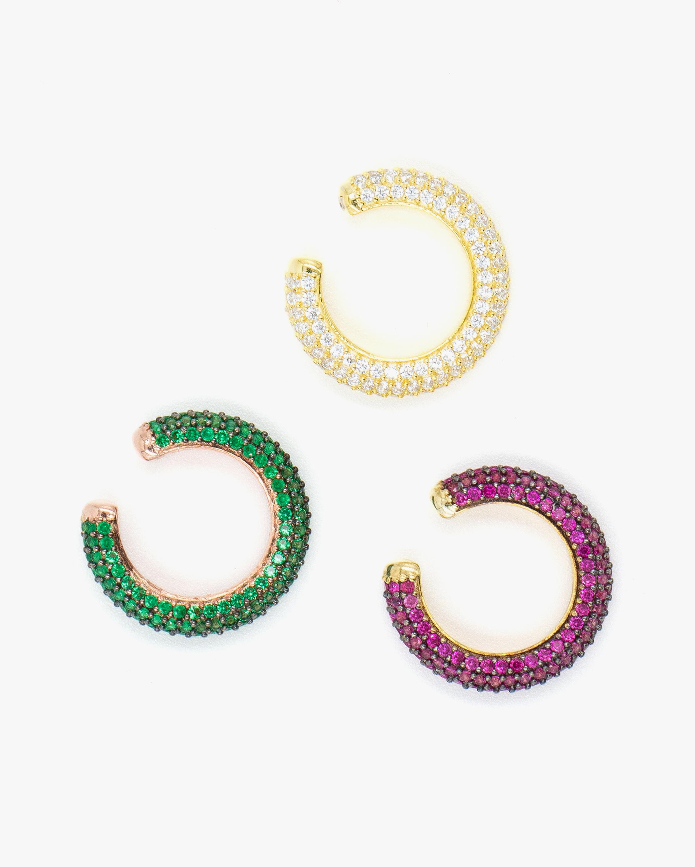 SHYMI Exclusive Three-Piece Ear Cuff Set 1
