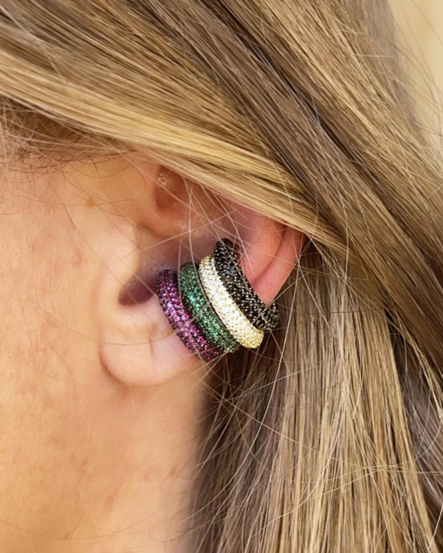 SHYMI Exclusive Three-Piece Ear Cuff Set 2