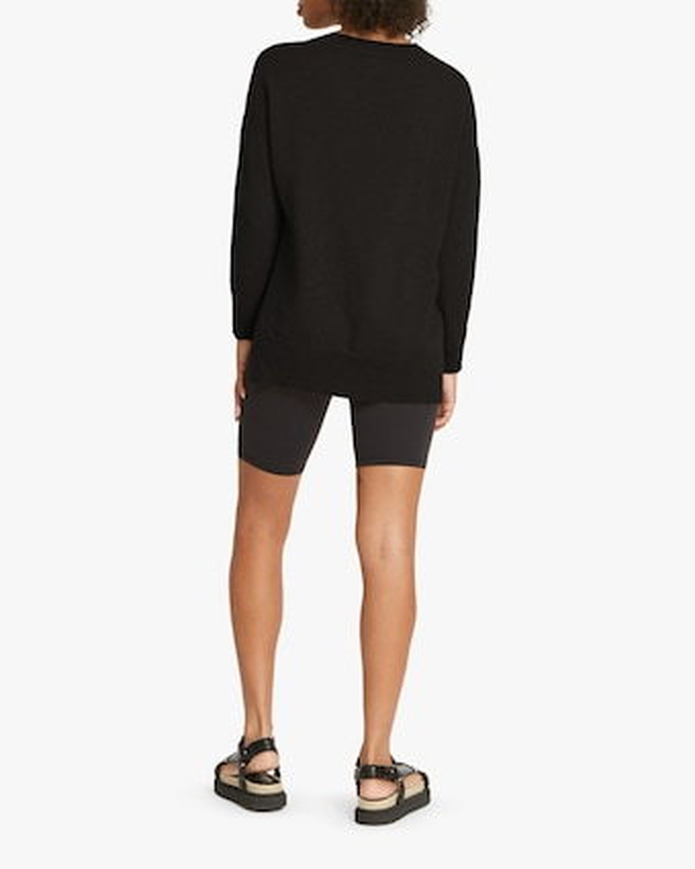 Santicler Crista V-Neck Cashmere Sweater 2